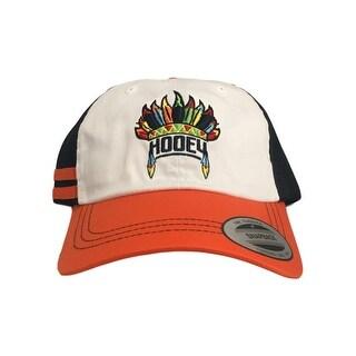 HOOey Hat Womens Baseball Cap Nana One Size Orange 1679T