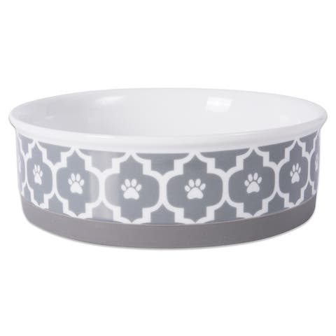 DII Printed Pet Feeding Bowl