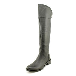 Vince Camuto Vatero Women Round Toe Leather Over the Knee Boot