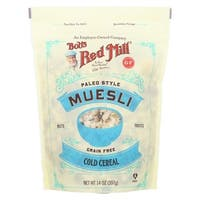 Bob's Red Mill Cereal - Paleo Style Muesli - Case of 4 - 14 oz