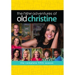 The New Adventures Of Old Christine: Complete Fifth Seasonon (3 Disc) 2009-10