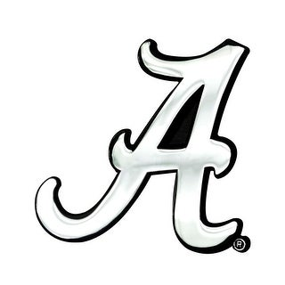 "University of Alabama Emblem - 2.5"" x 4"""