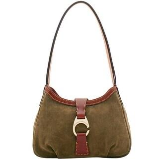 Dooney & Bourke Derby Suede Shoulder Bag (Introduced by Dooney & Bourke at $228 in May 2018)