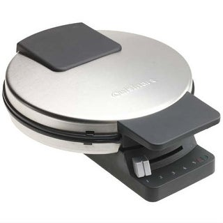 Refurbished Cuisinart Round Classic Waffle Maker Round Classic Waffle Maker