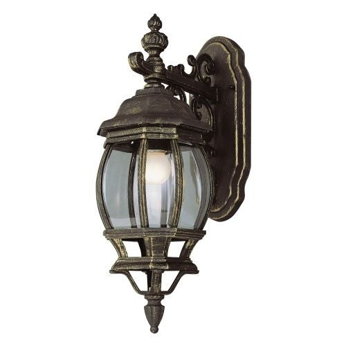 Trans Globe Lighting 4053 Single Light Down Lighting Outdoor Wall Sconce from the Outdoor Collection