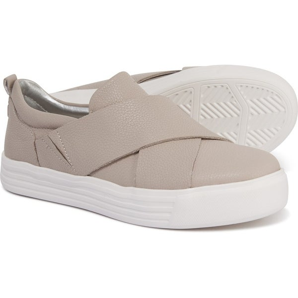 Earth Womens Rosewood Clary Leather Low