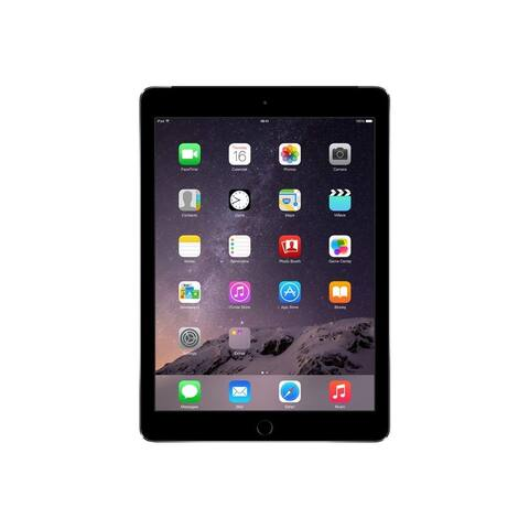 Apple iPad Air 2 (Space Gray, 64GB, WiFi) (Refurbished)
