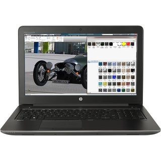 HP Zbook 15 G4 1JD32UT Mobile Workstation
