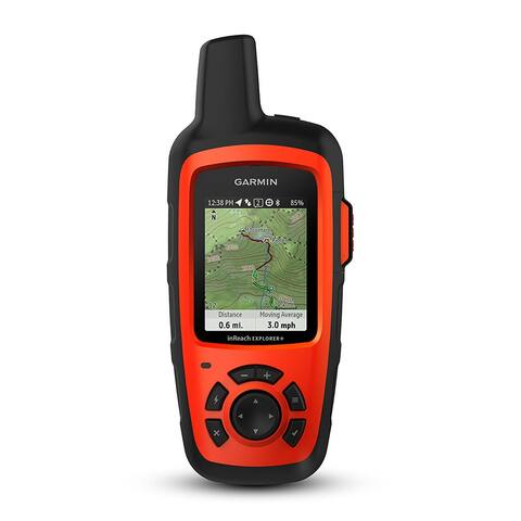 Garmin inReach Explorer Plus Satellite Communicator with GPS 010-01735-10