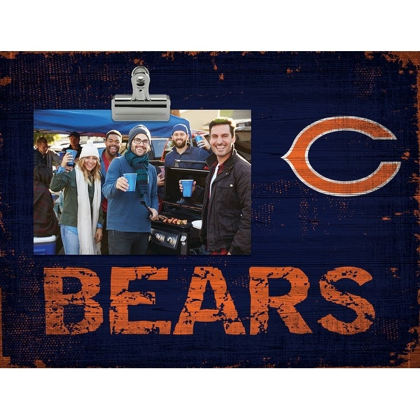 Chicago Bears Clip Frame. Opens flyout.