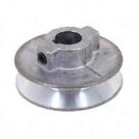 "Chicago Die Casting 1200A Single V Grooved Pulley, 12"" x 5/8"""