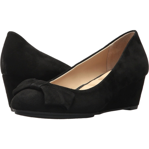 Me Too Womens Rhea, Black, Size 9.0