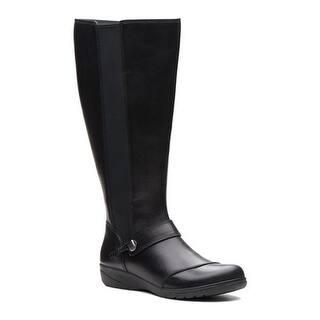 dac1e8d0ead8 Buy Clarks Women s Boots Online at Overstock