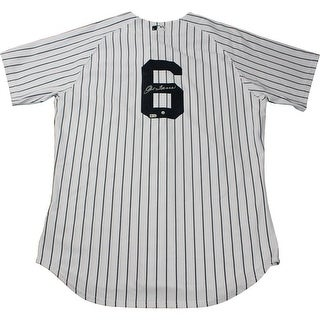 Joe Torre Authentic New York Yankees Home Jersey