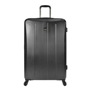 "US Traveler Highrock 30"" Hardside Spinner Charcoal - US One Size (Size None)"