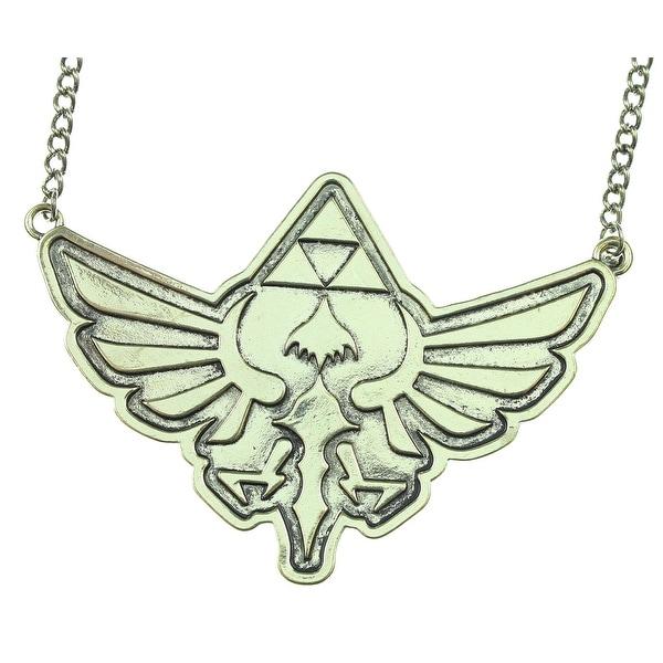 The Legend Of Zelda Skyward Sword Logo Necklace