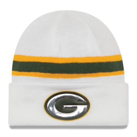 Green Bay Packers On Field 2016 Color Knit Hat