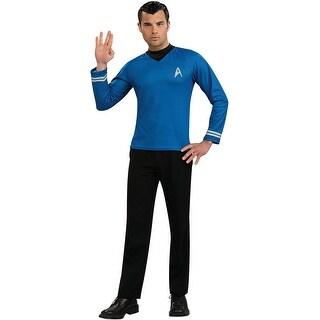 Rubies Star Trek Spock Adult Costume - Blue