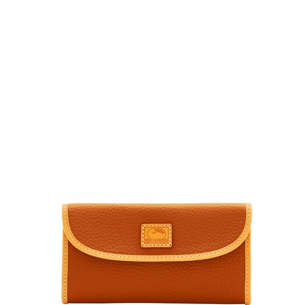Dooney & Bourke Patterson Leather Continental Clutch Wallet (Introduced by Dooney & Bourke at $128 in Oct 2017)