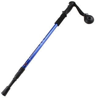 Trekking Hiking Poles Telescoping Walking Sticks Adjustable Ultralight 6061 Aluminum