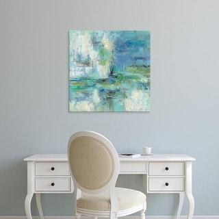 Easy Art Prints Silvia Vassileva's 'Morning Port' Premium Canvas Art