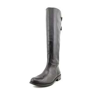 Vince Camuto Kadia Round Toe Leather Knee High Boot