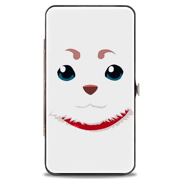 Crunchyroll Sadaharu Face Close Up Hinged Wallet One Size - One Size Fits most