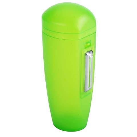 Jokari Catch-All Vegetable Fruit Peeler - Catches All Veggie Peels In Container