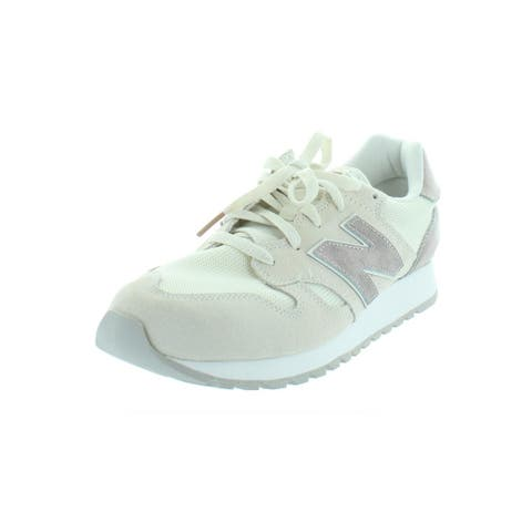 New Balance Womens Classics 520 Athletic Shoes Walking Low Top