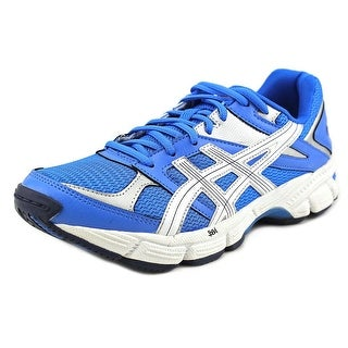 Asics Gel 190TR Women Round Toe Synthetic Blue Tennis Shoe