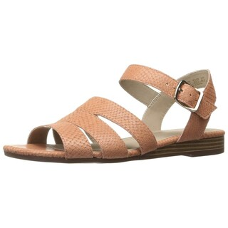 Naturalizer Womens Kaye Open Toe Casual Slingback Sandals