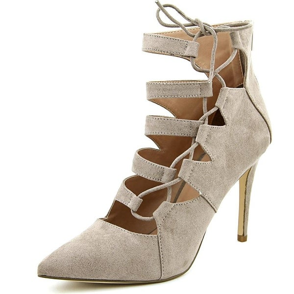 Mix No 6 Klemtu Women Open Toe Synthetic Gray Sandals