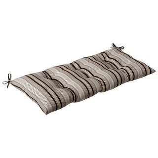 Thro Mod Dots Outdoor Square Tufted Bench Cushion Free
