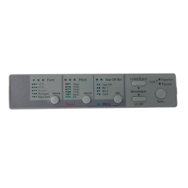 Epson FX890 FX2175 FX2190 LQ590 LQ2090 Printer Control Button Panel