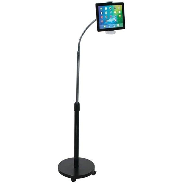 Cta Digital Pad-Gfs Ipad(R)/Tablet Gooseneck Floor Stand