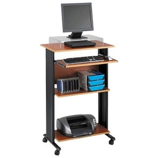 Link to Safco MUV Stand-up Computer Workstation Desk Similar Items in Home Office Furniture