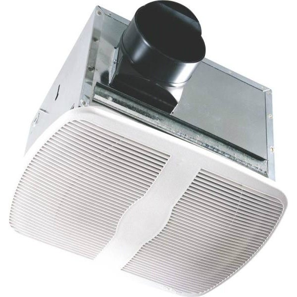 Air King AK80H Humidity Sensing Exhaust Fan, 80-CFM, White