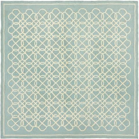 Safavieh Hand-hooked Chelsea Shannen Country Oriental Wool Rug