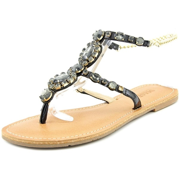 Dolce by Mojo Moxy St. Tropez Women Open Toe Synthetic Thong Sandal