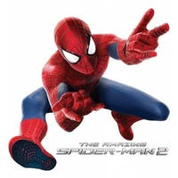 Advanced Graphics  The Amazing Spider-Man 2 Action Cardboard Cutout