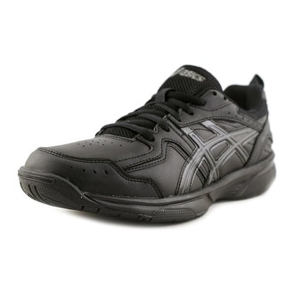 Asics Gel-Acclaim   Round Toe Leather  Sneakers