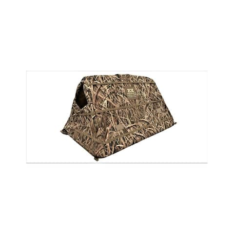 Heavy Hauler Dog Blind EZ Collapse Polyester Waterproof Bottom 137