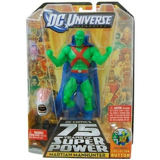 DC Universe Collect & Connect Figure: Martian Manhunter