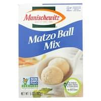 Manischewitz Matzo Ball Mix - Case of 24 - 5 oz.
