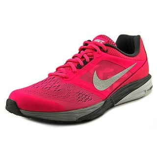 Nike Tri Fusion Run Round Toe Synthetic Running Shoe