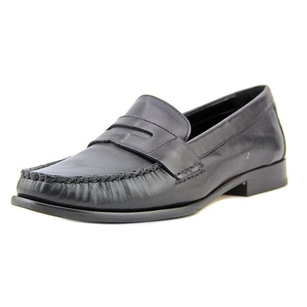 Cole Haan Patent Leather Round-Toe Loafers best place cheap online Zm2kAxIyP