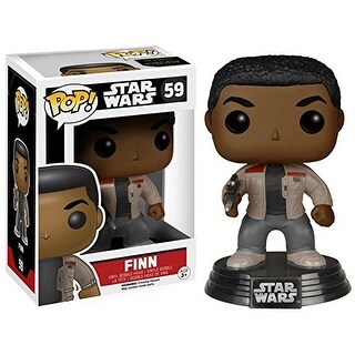 Star Wars: EP7 - Finn POP Figure Toy 3 x 4in
