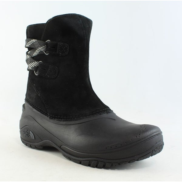 461c6cd27c16f Shop North Face Womens W Shellista Ii Pull-On Black Ankle Boots Size ...