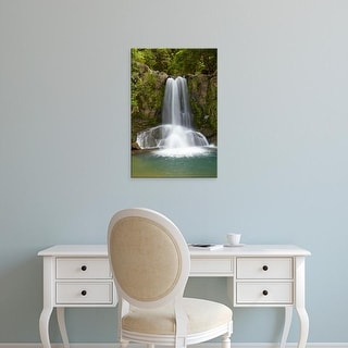 Easy Art Prints David Wall's 'Te Mata Peak' Premium Canvas Art