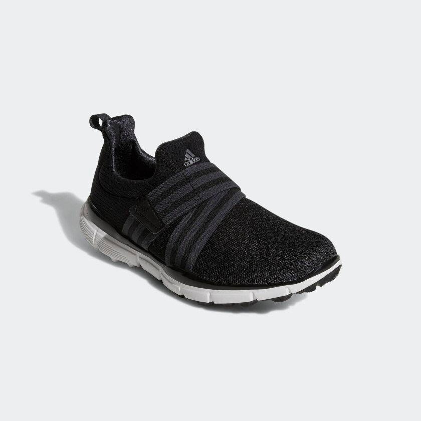 New Adidas Women's Climacool Knit Golf Shoes Core Black/Grey/Core Black F33548